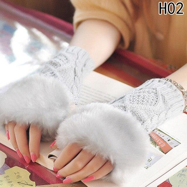 Aliexpress.com: Comprar 18 estilos Imitación Piel del conejo de las ...