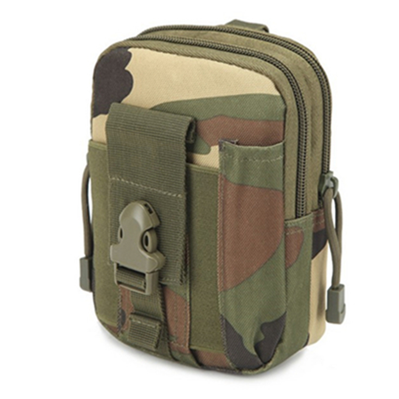 Empty Bag for Emergency Kits Military Waist bag Outdoor