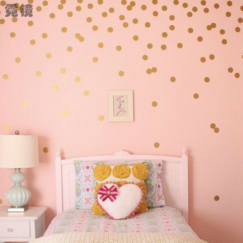 Aliexpresscom  Buy Modern Polka Dots Remove Wall Sticker Vinyl - Custom vinyl wall decals cheap   how to remove