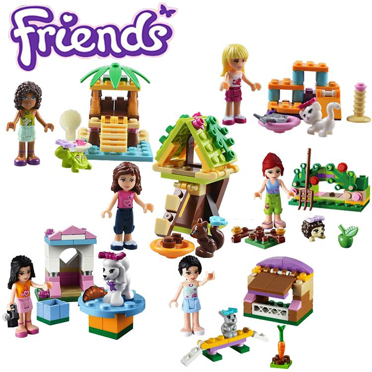 Online Buy Wholesale house lego friends from China house lego ...