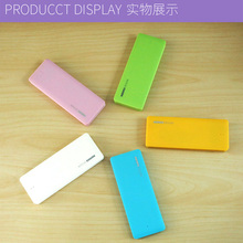 Remax  Slim Power Bank 100% real  5000mAh USB External Backup Battery Portable Charger For all Mobile Phone Universal