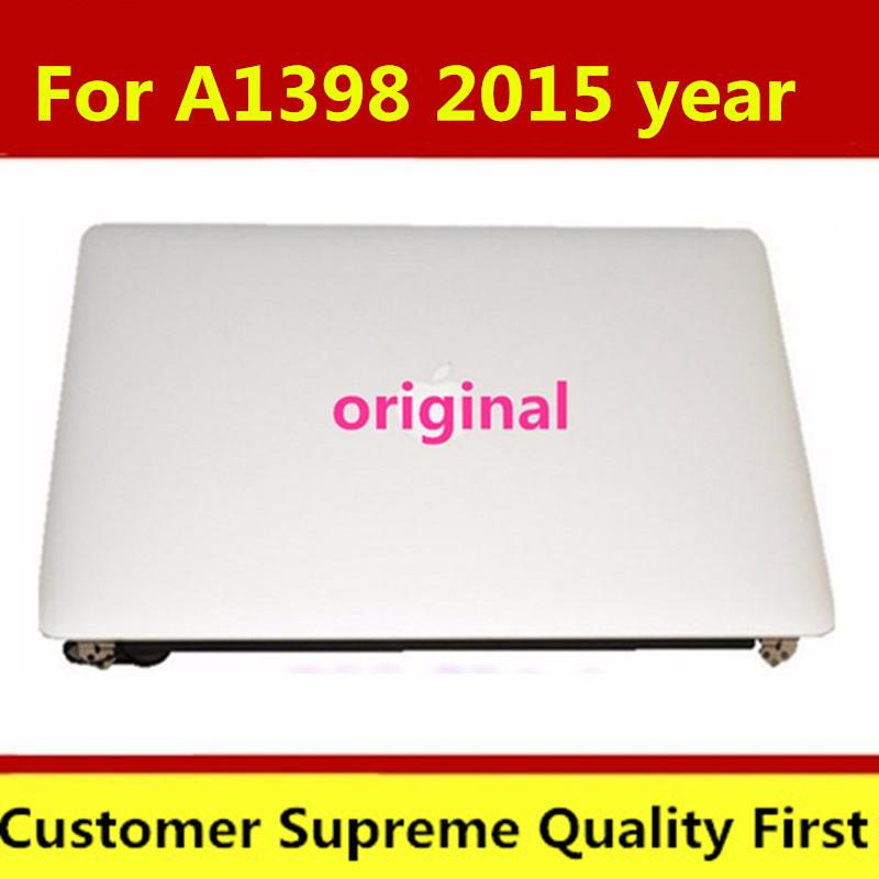 """Prix pour 661-02532 pour Apple Macbook Pro Retina 15 """"A1398 Mi 2015 Complet Complet LED LCD Assemblée D'affichage MJLQ2 MJLT2"""