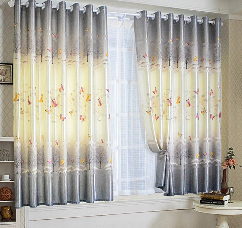 Short Window Curtains For Bedroom Compare Prices On Short Window Curtains Online Shopping Buy Low