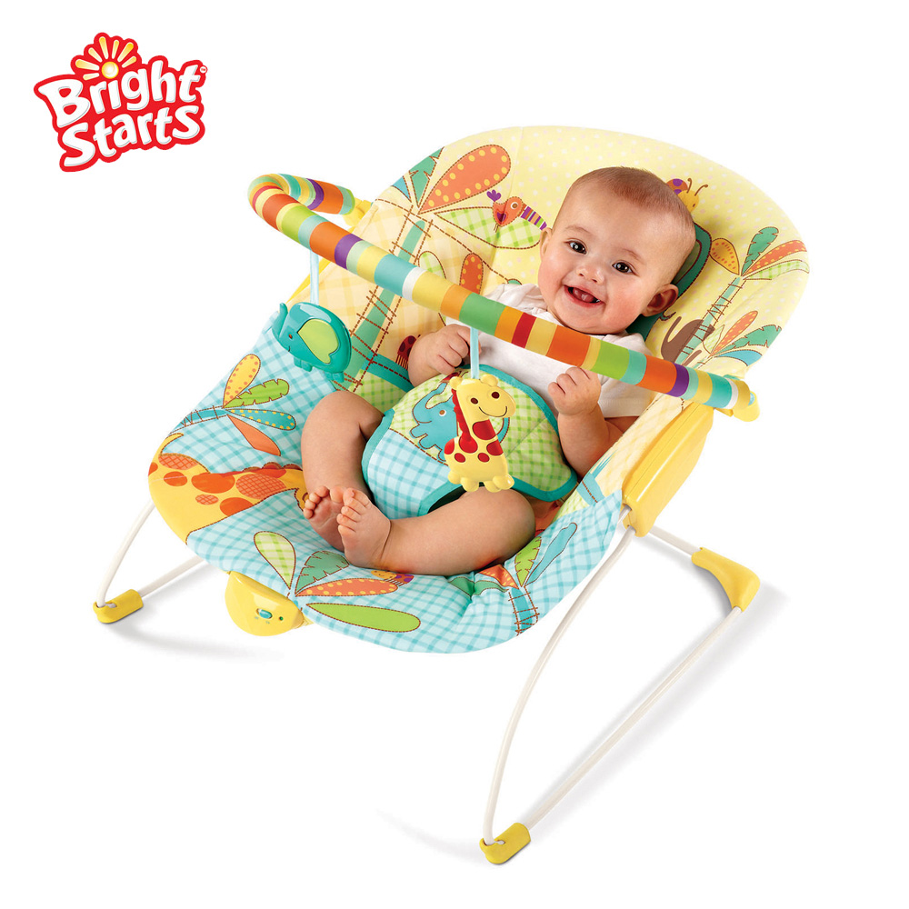 New Arrival Bright Starts Rocking Chair B7079 Baby Rocking Chair