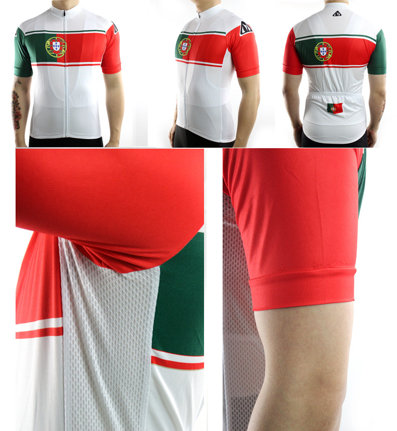 Team Flag Jersey – Portugal