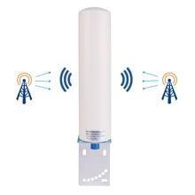 4g наружная антенна 698-2700MHz 12DBi Omni внешняя цилиндрическая антенна с N Female для GSM W-CDMA 2g 3g повторитель сигнала для сотового телефона