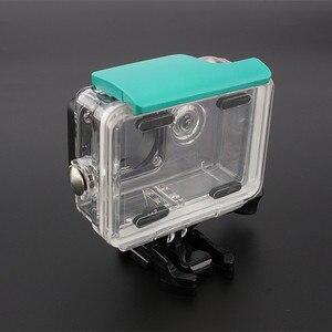 Image 3 - Phụ Kiện Cho Xiaomi Yi 1 Dưới Nước 40M Lặn Chống Thấm Nước Ốp Lưng Bảo Vệ Cho Xiaomi Yi 1 Camera Hành Động