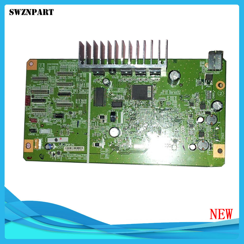New FORMATTER PCA ASSY Formatter Board logic Main Board MainBoard mother board for Epson L1800 1800 bulk price 5 pieces lots pt093 logic board for canon l100 l150 formatter board original and new officejet printer parts