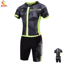 Malciklo Cycling Jersey 2019 Pro Team Triathlon Suit Ropa Ciclismo Maillot Cycling Sets Summer Skinsuit Bike Sports Clothing