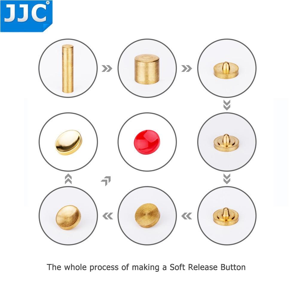 JJC Camera Metal Soft Shutter Release Button for Fujifilm X-E3/X-PRO2/X-E2S/X10/X20/X30/X100/X100T/X100S/X-E1/X-E2/XPRO-1/X-T10