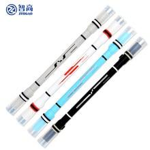 Zhigao girando caneta v25 multi função caneta não deslizamento revestido girando bola caneta canetas para artigos de papelaria da escola criativo