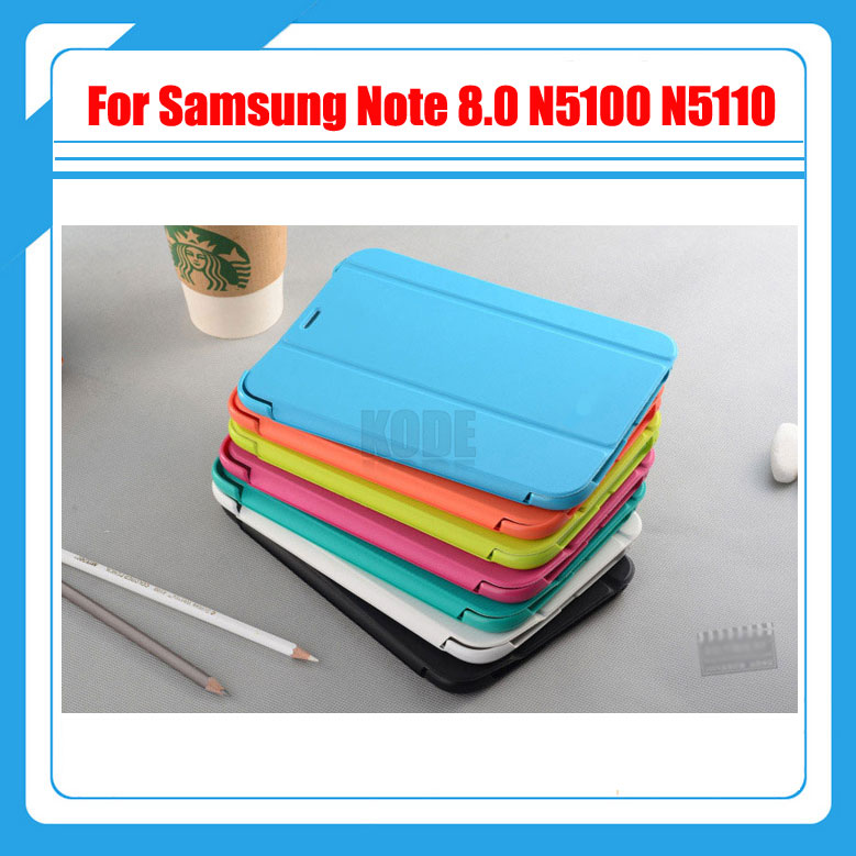 3 IN 1, Business Leather Case for Samsung Galaxy Note 8.0 N5100 N5110 + Screen Film + Stylus / Drop Shipping