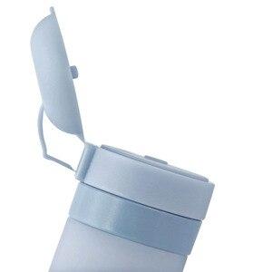 Image 5 - 3Pcs Youpin U נסיעות משנה בקבוק סיליקון נייד קל רך עור ידידותי בריא בטוח 50 ml/Piece עבור משפחה נסיעות