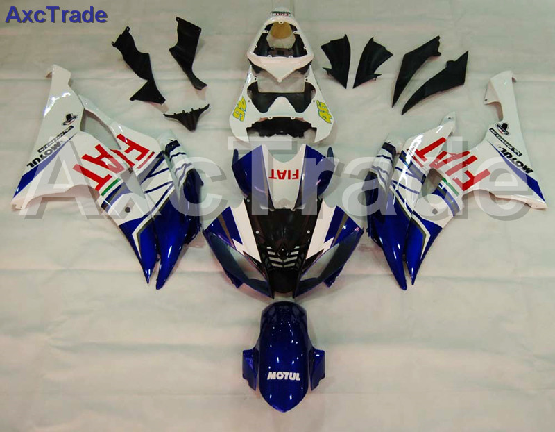 Injection Molding ABS Motorcycle Fairing Kit For Yamaha YZF R6 2008 2009 2010 2011 2012 2013 2014 2015 2016 YZF R6 YZF 600 R6801
