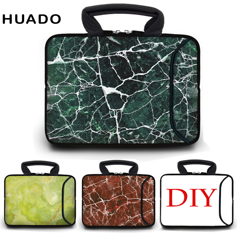 laptop bag 17.3 inch marble image notebook Computer sleeve 15.6 for lenovo/dell /macbook/xiaomi
