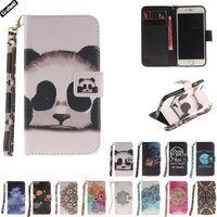 Flip Case For Apple Iphone 6 Iphone 6s 6 S Case Phone Leather Cover For Iphone6