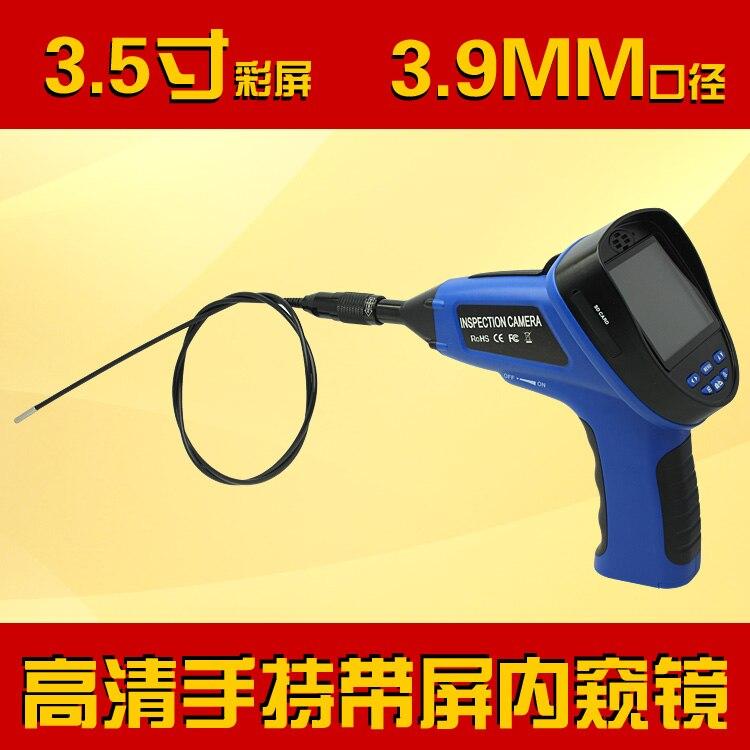 3 9MM industrial endoscope HD font b car b font font b maintenance b font inspection