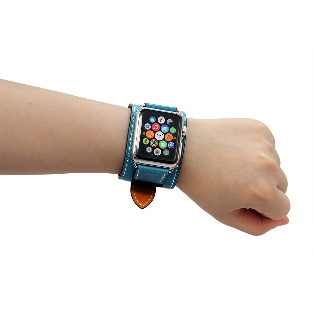 Apple Watch Cuff bracelet Blue 2