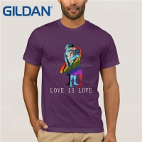 d46b0f5b3 GILDAN lgbt Love Is Love Rainbow t-shirt - Gay Lesbian Pride Shirts  Mother's Day