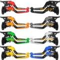 Para Yamaha XT660Z Tenere 2009-2012 Hot Sale Da Motocicleta Dobrável & Estendendo Acessórios CNC Alavancas Alavancas de Freio de Embreagem de Moto
