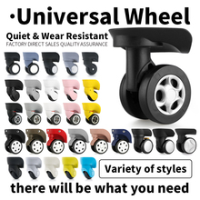 Luggage&bags Accessories  suitcase wheel replacement universal wheels for Travel luggage accessories rolling casters