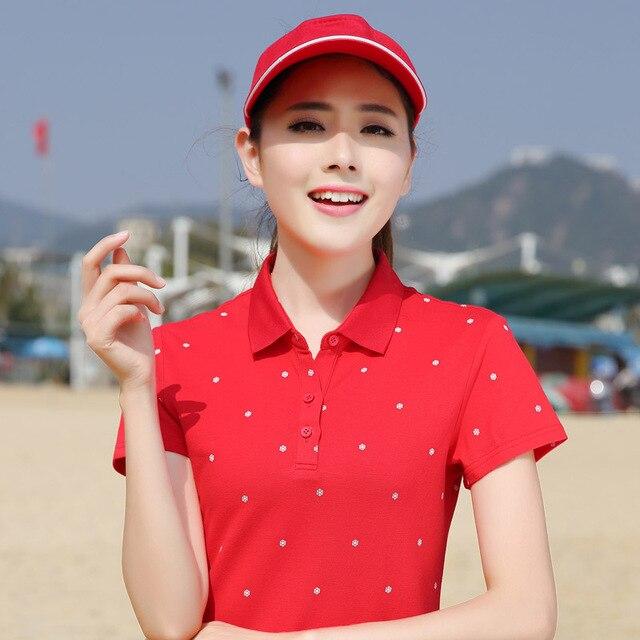 Women Polo Shirt Ladies...