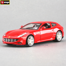 Bburago 1:32 Ferrari FF High-imitation Car Model Die-casting Metal Toy Gift Simulated Alloy Collection