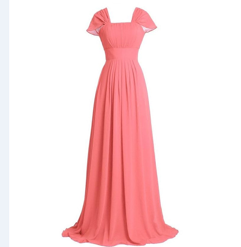 Buy coral color dress and get free shipping on AliExpress.com 7435c5bdb6fb