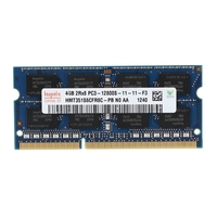 DDR3 4GB 1600MHz PC3 12800S Notebook Standard Memory Laptop RAM 204PIN For Hynix