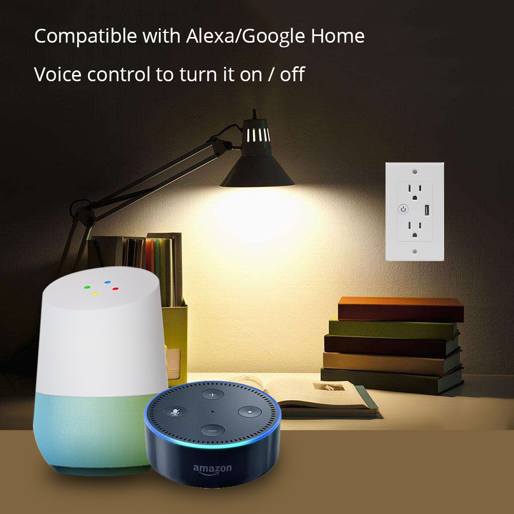 Alexa google home control