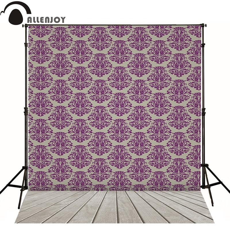 ୧ʕ ʔ୨Allenjoy fotografía backdrops floral marco interior lujo ...