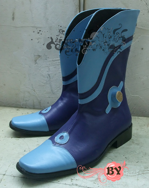 DMMD Dramatical Murder Noiz DMMd Cos Cosplay Costume Props Boots Shoes
