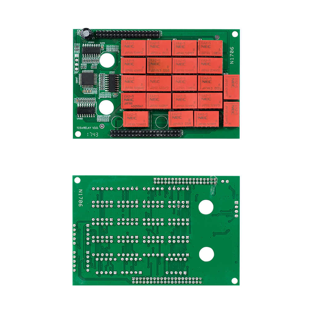 Detail Feedback Questions about CDP TCS V3 0 board For Delphi Ds150e