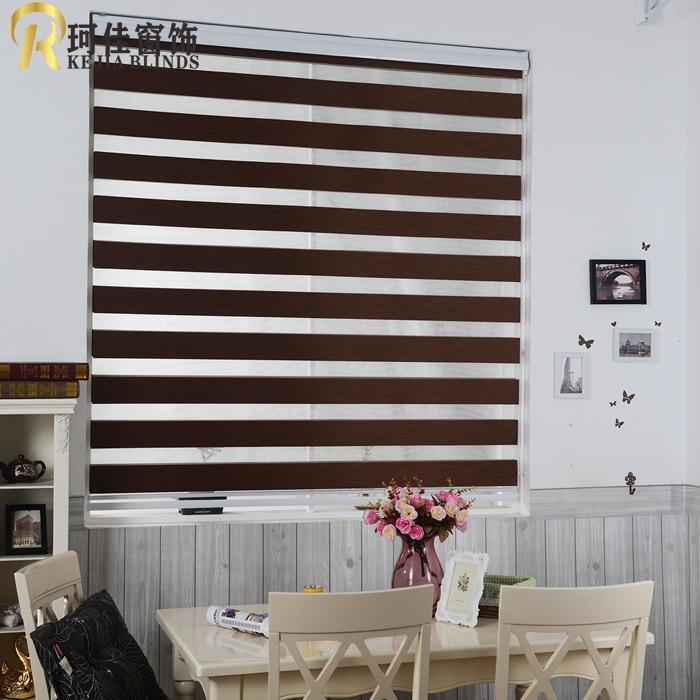 Haus & Garten Freies Versand Europa Australien Natur Leinen Transparent Zebra Blind Rollos Vorhang Für Fenster Oder Tür Made Zu Größe Wohnkultur