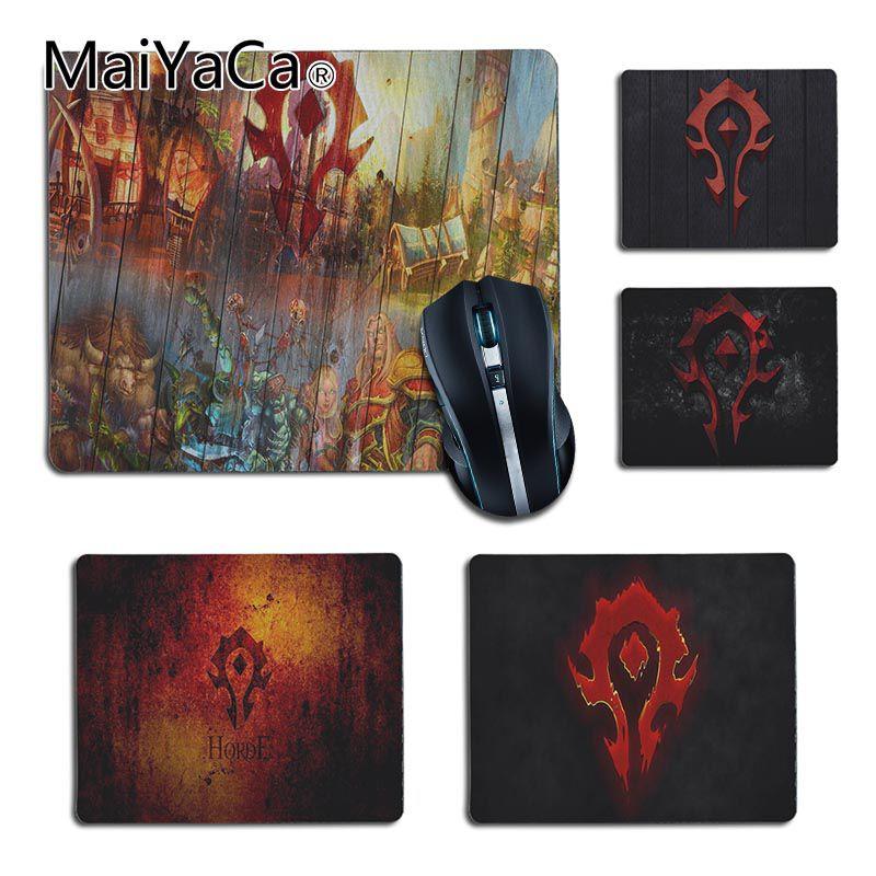 Aliexpress.com : Buy MaiYaCa 2018 New Nova Horde Customized MousePads Computer Laptop Anime Mouse Mat for Dota2 CS Player gaming mouse pad from ...