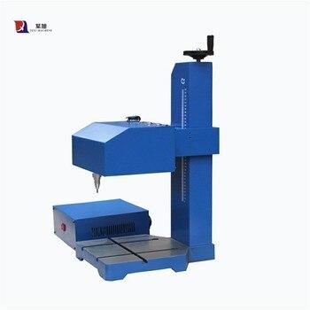 CNC автоматическая машина серийной нумерации Cnc маркировочная машина точка Peen маркировочная машина