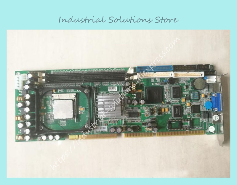 IPC Board Full Length P4 Industrial Motherboard IBS-820H Not Include Fan 100% tested perfect quality ipc board industrial motherboard arm9 development board embedded motherboard 6410 100% tested perfect quality