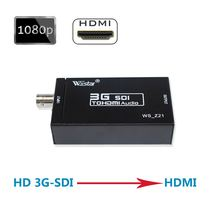 Wiistar sdi to hdmi совместимость 3g hd к uhd 1080p цифровой