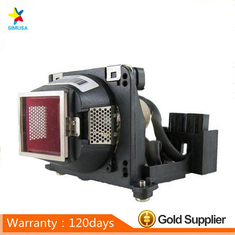 Original 310-6472  bulb Projector lamp with housing fits for DELL  1100MP original cs 5jj1b 1b1 bulb projector lamp with housing fits for mp610 mp610 b5a mp615 mp620p w100