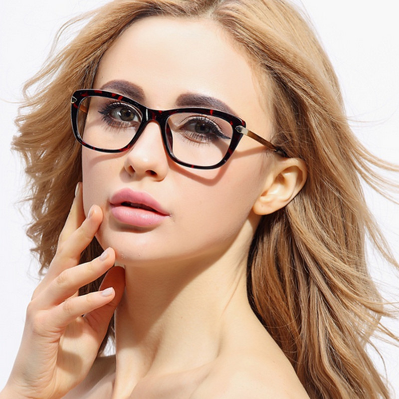2017 New List Women 39 S Big Frame Eyeglasses Korea Style Men