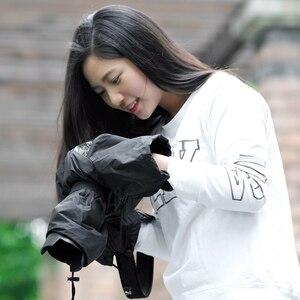 Image 2 - حقيبة جديدة للكاميرا غطاء واق من المطر حقيبة سفر DSLR حقيبة كاميرا لنيكون كانون سوني فوجي بنتاكس أوليمبوس لايكا