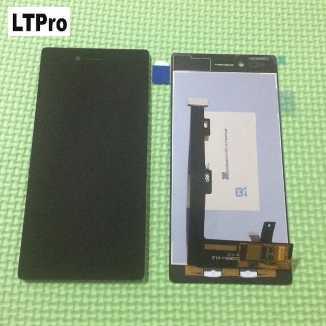 LTPro 100% Warranty LCD Display Touch Screen Digitzer Assembly For Lenovo VIBE Shot MAX Z90 z90a40 z90-7 Phone Replacement