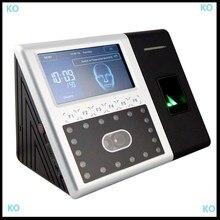 ZK программное обеспечение Iface 302 лицо 2000 отпечатков пальцев лица отпечатков пальцев мульти Биометрические часы контроля доступа