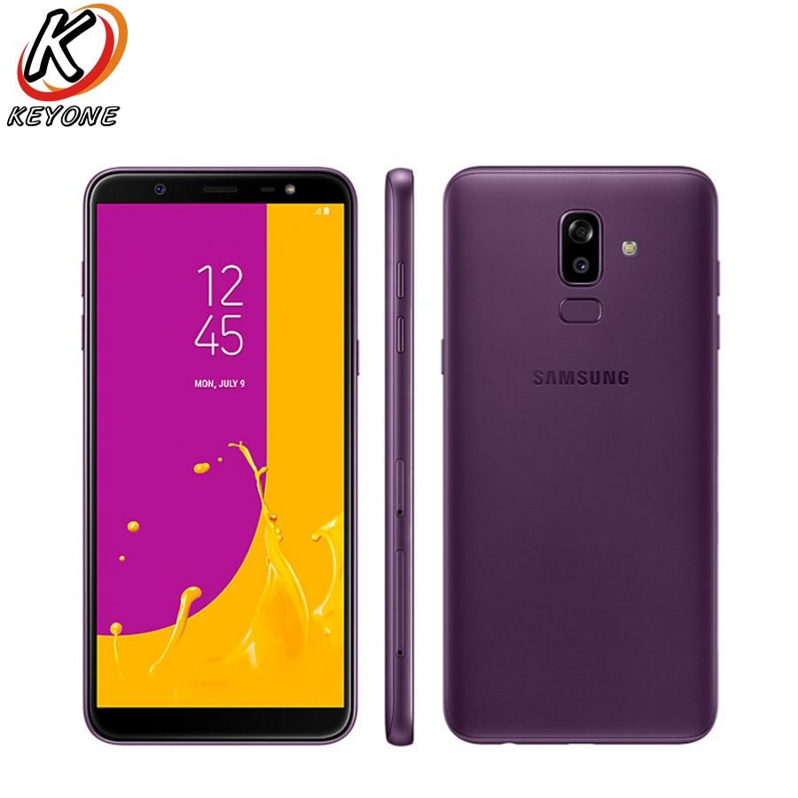 "Brand new Samsung Galaxy J8 J810Y-DS 4G LTE Mobile Phone 6.0"" 3GB RAM 32GB ROM Octa Core 1.8GHz Dual Rear Camera Dual SIM Phone"