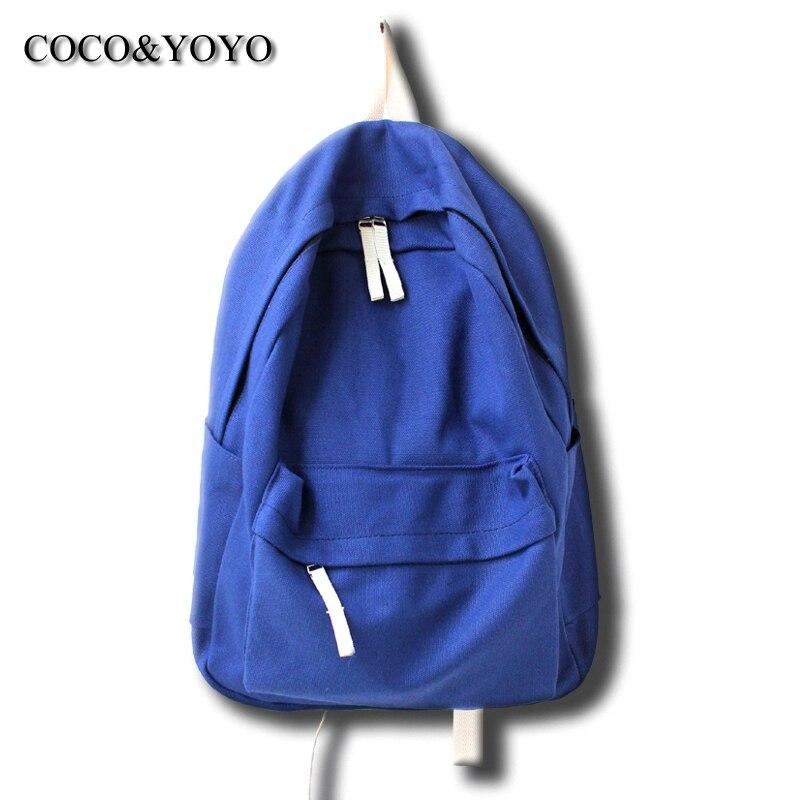 Backpack For Student Teenager Printing Canvas Bag Pack Women Casual Daypacks Laptop Travel Backpack Girl Female Mochila Rucksack