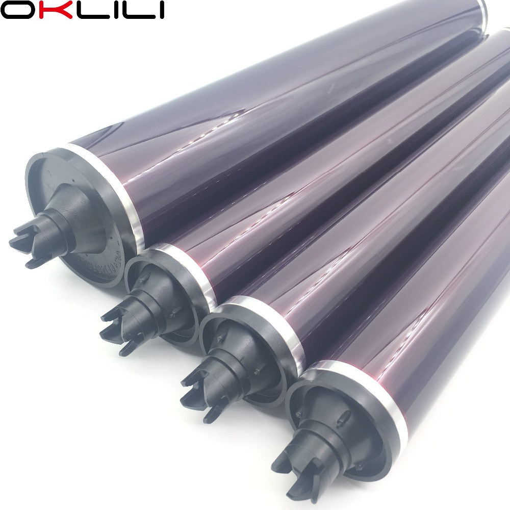 1 Black + 3 Color Cylinder OPC DRUM for Xerox 700 C60 C70 C75 J75 550 560 570 240 242 250 252 260 7655 7665 7675 7755 7765 7775