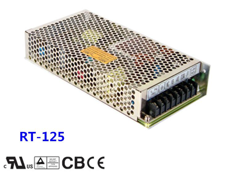 Free shipping 1pc  RT-125C 132.5w 5v 10A Triple Output Switching Power Supply