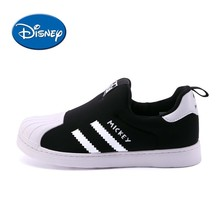 Disney Kids shoes Original New Arrival Breathable Lightweight Children Running Shoes Sports Sneakers #00007