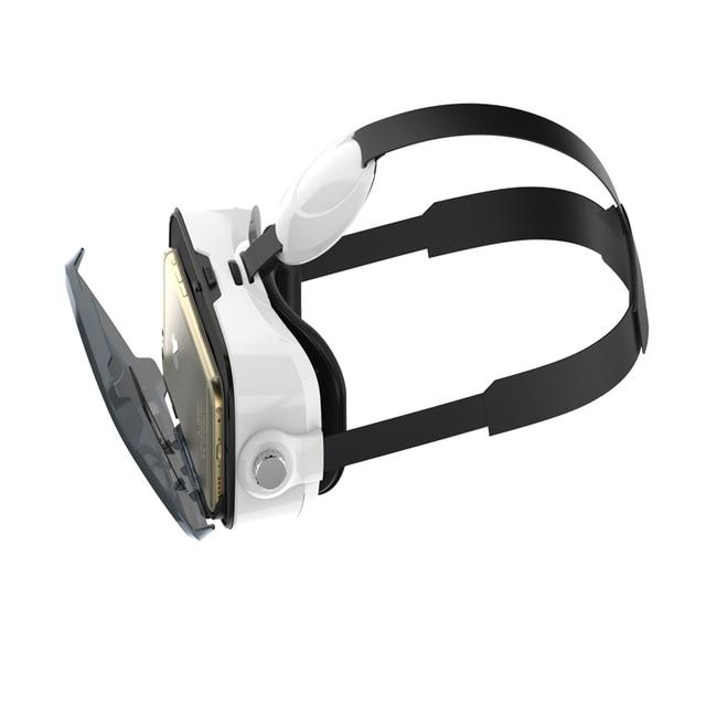 BOBOVR Z4 MINI Google Cardboard 3D Virtual Reality Headset With Bluetooth