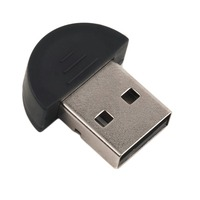 2018 Hot Universal USB 2.0 Mini Bluetooth 2.0 Adapter Dongle Wireless Adapter For PC Laptop WIN XP Vista New Office & School Supplies